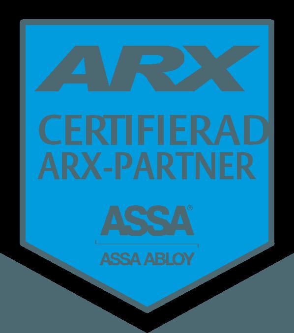 Certifierad ARX partner